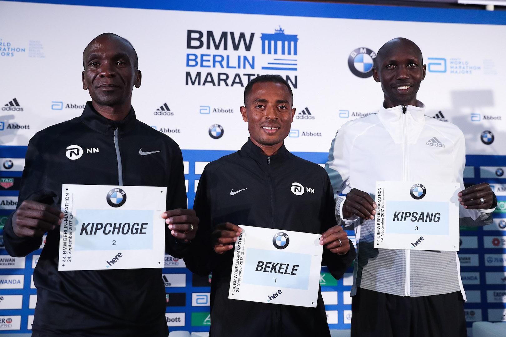 BMW Berlin-Marathon. Zapowiada się walka o nowy rekordowy wynik!