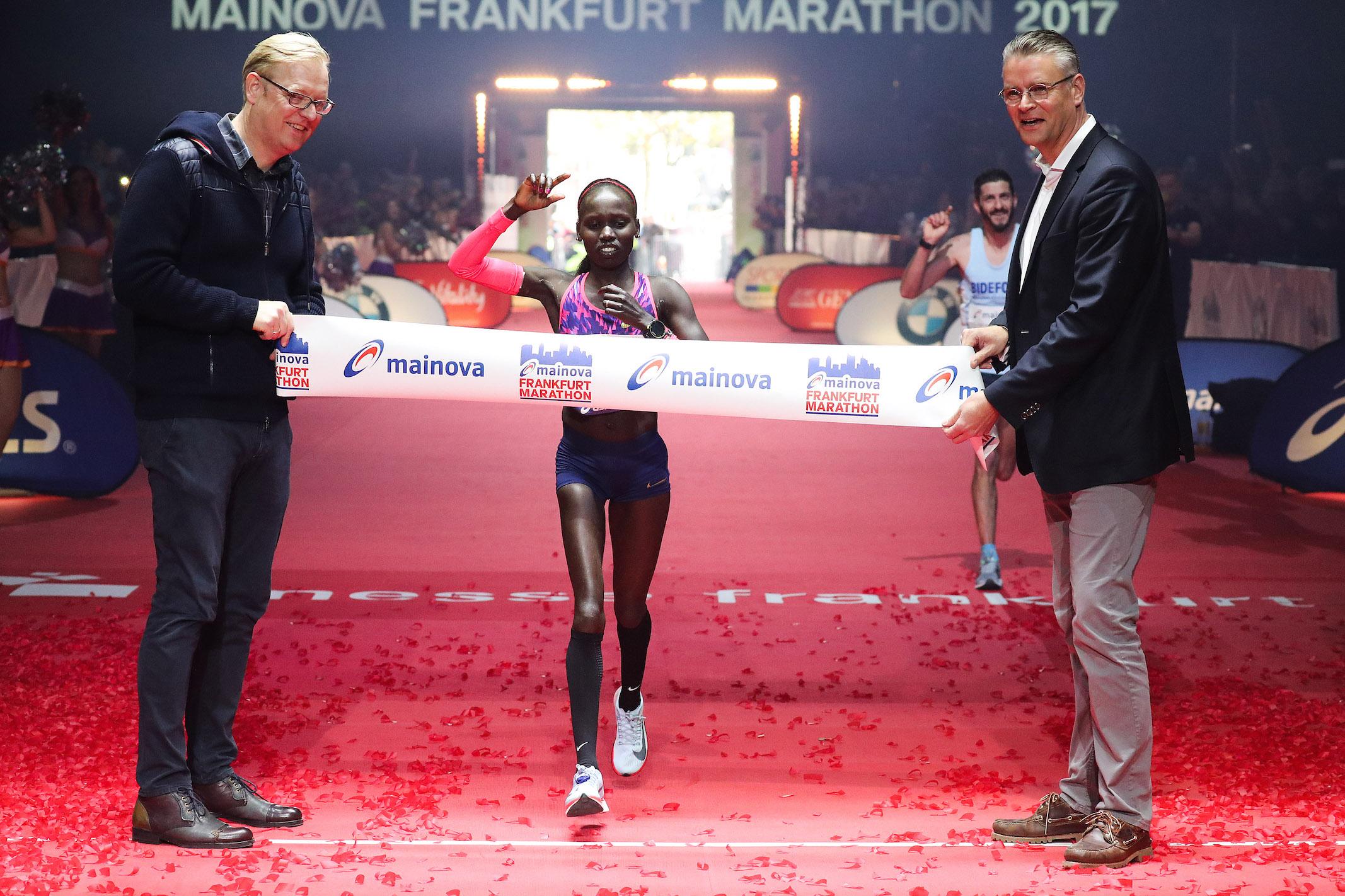 Mainova Frankfurt Marathon. Powiało światowymi wynikami