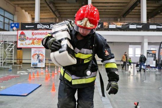Strefa Twardziela poznańskich strażaków