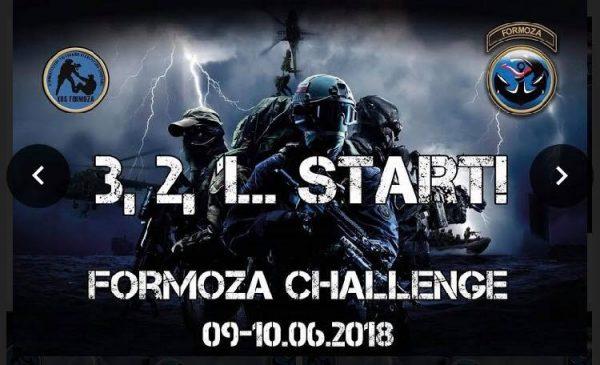 FORMOZA CHALLENGE. Nie tylko dla komandosów!