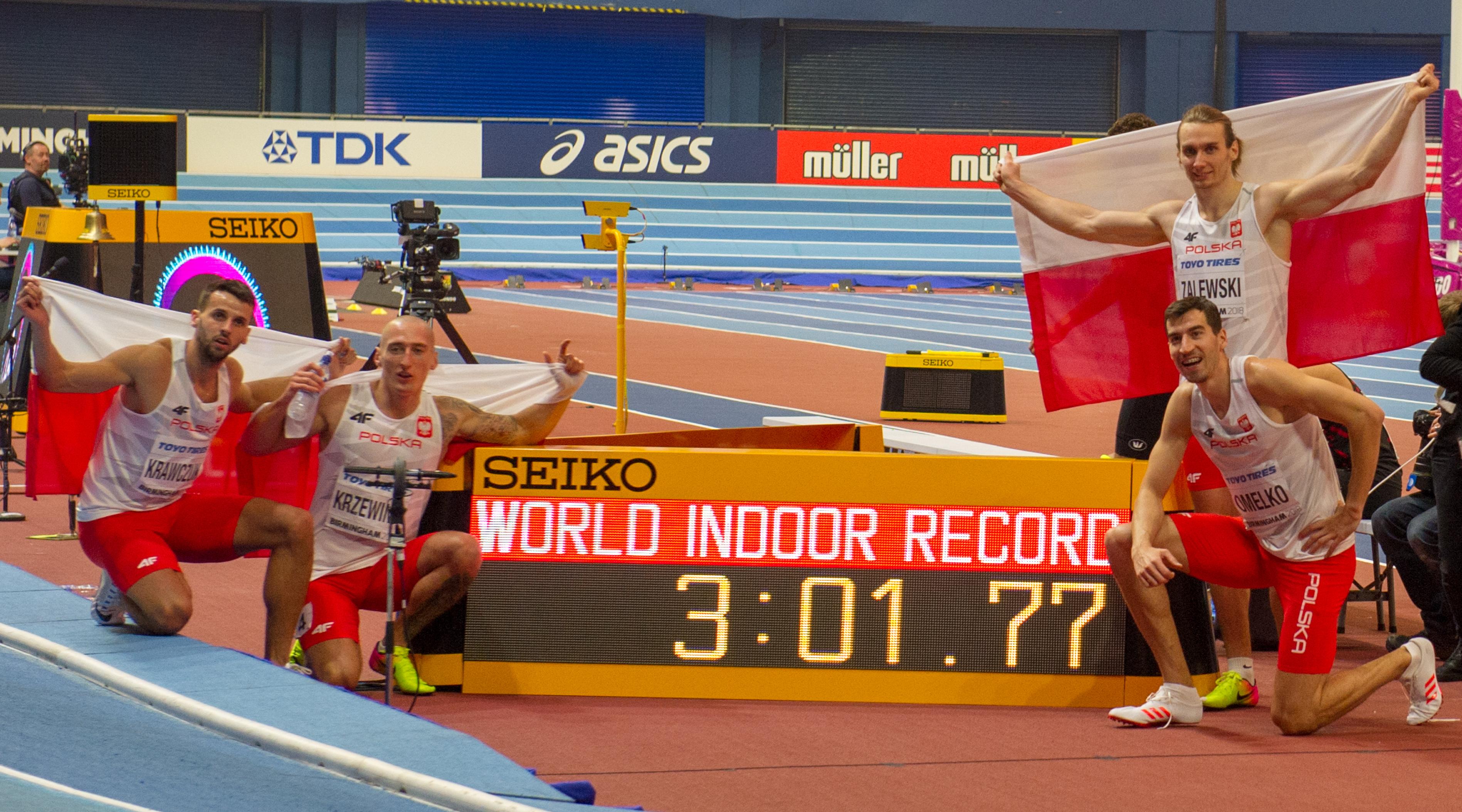 HMŚ. Złotopolscy z rekordem świata
