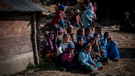 Biegaji Zwiedzaj. 10 lat w Tybecie
