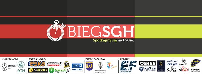 Nasz Patronat. Bieg SGH w Warszawie już 15 kwietnia!