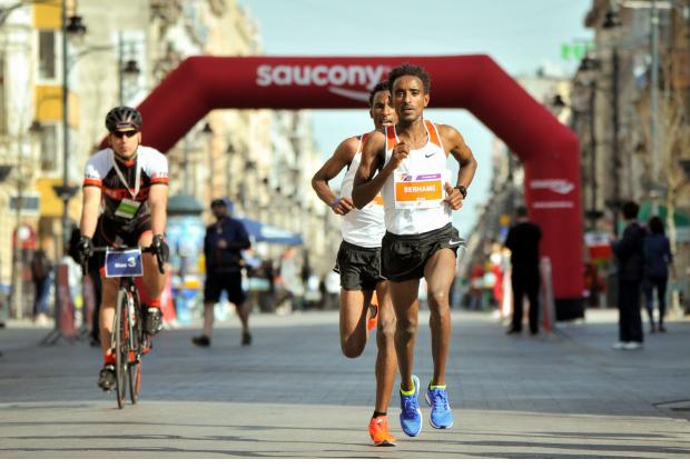 Etiopczycy dominowali w Łodzi  w maratonie i w półmaratonie
