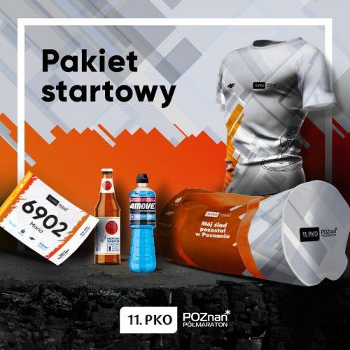 11 tysięcy biegaczy na 11. edycję PKO Poznań Półmaraton