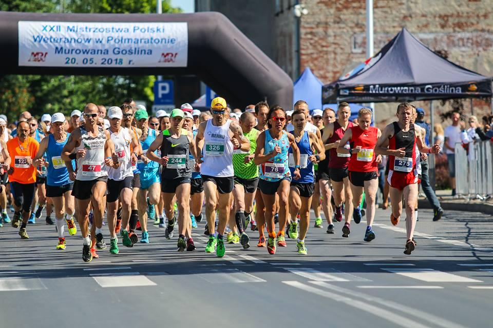 Nasz Patronat. Już 2 czerwca XXIII Mistrzostwa Polski Masters w Półmaratonie!