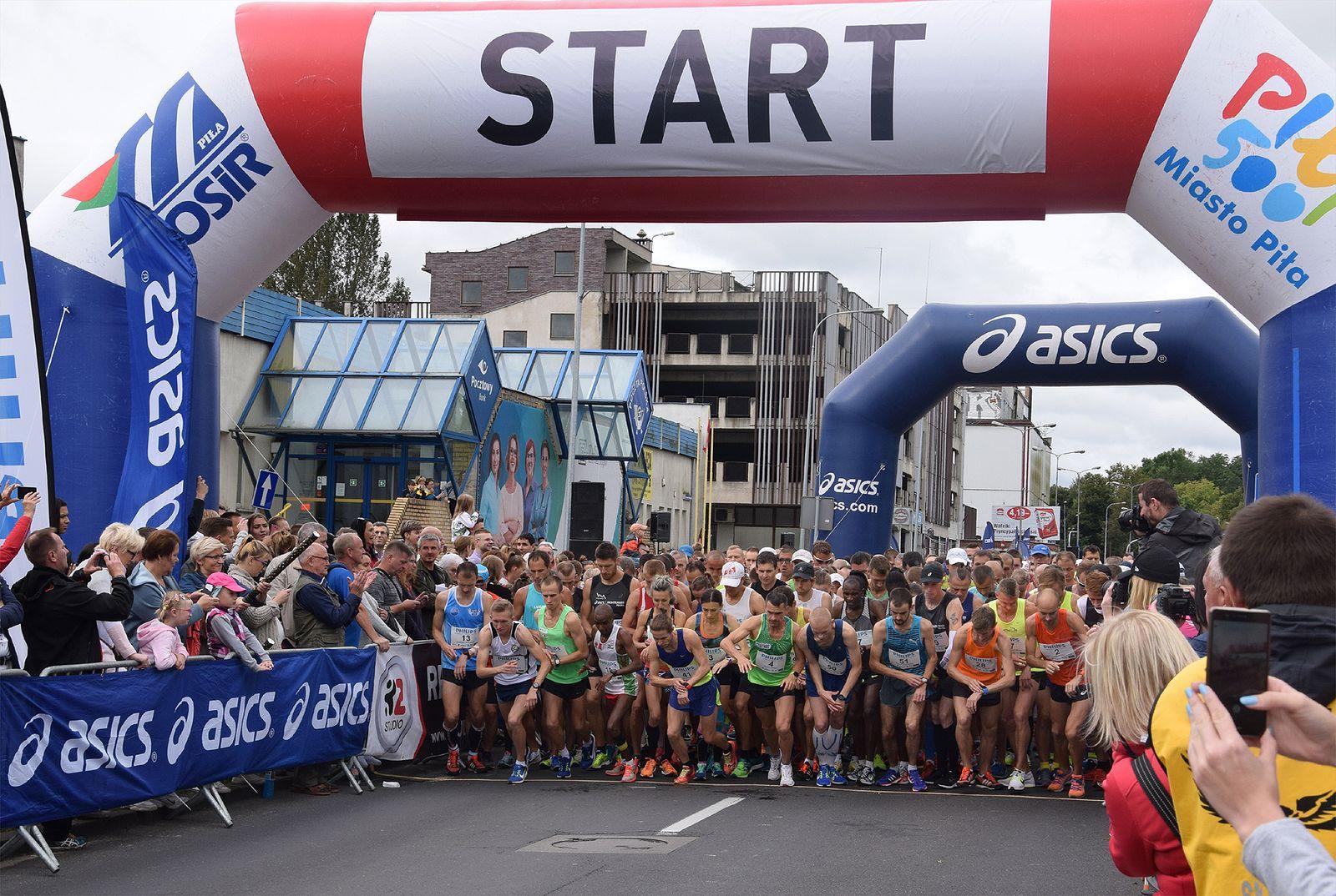 Rekordowe zainteresowanie 28. Półmaratonem PHILIPSA Piła!