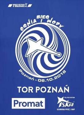 Nasz Patronat. Techniczne koszulki w pakiecie Biegu Ognia i Wody #wyścigowa dycha na Torze Poznań!