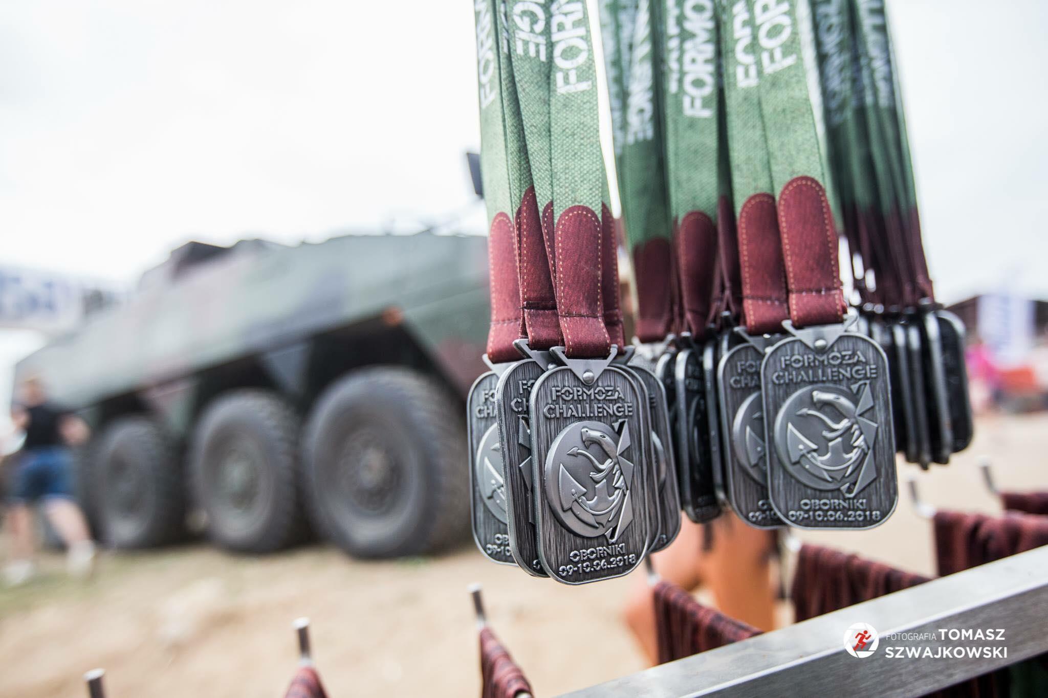 Nasz Patronat. FORMOZA CHALLENGE nie tylko dla komandosów