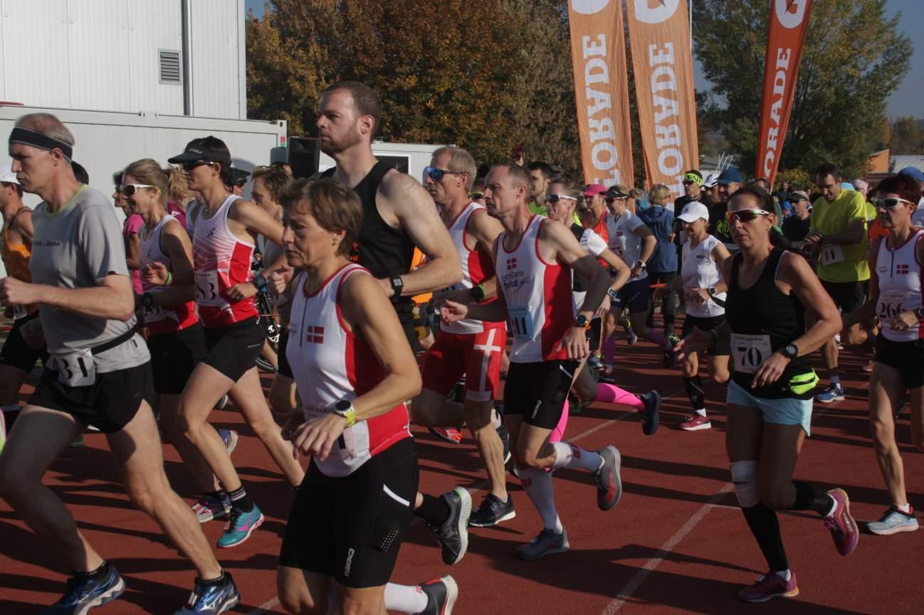 Biegaj i Zwiedzaj. Jesienny 55. Prazsky Maraton w letnim klimacie