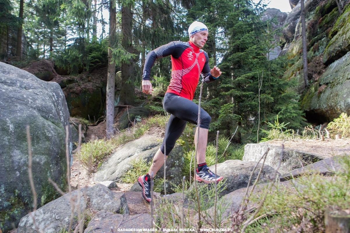 Piotr Hercog zwycięzcą kultowego Moab 240 Endurance Run