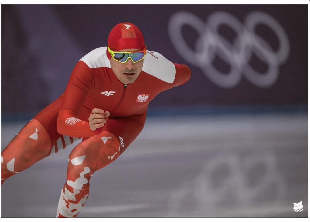 Nasz Patronat. Olimpijczyk Jan Szymański został Ambasadorem Biegu Czekoladowego