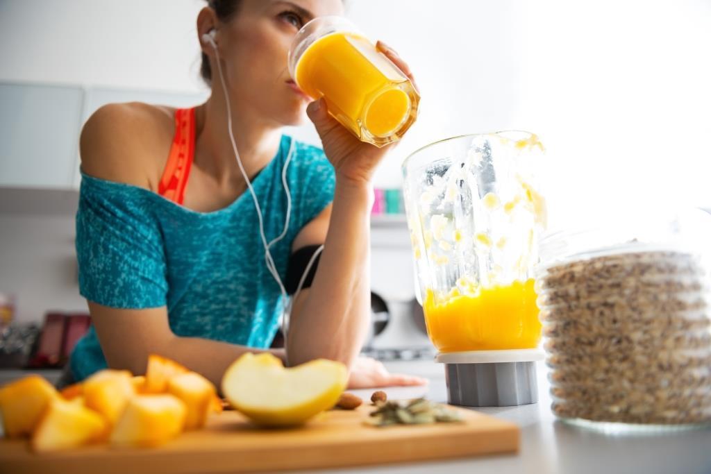 Zdrowa dieta. Węglowodany w diecie biegacza