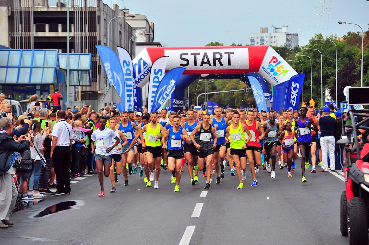 29. Półmaraton PHILIPS Piła w drugą niedzielę września