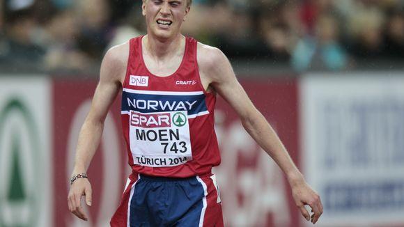 Sondre Nordstad Moen wystartuje w Gdyni!