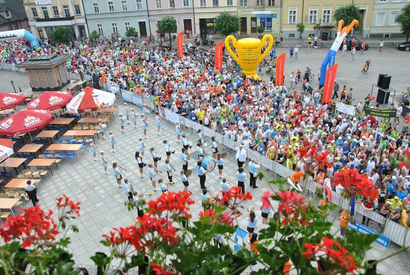 """Nasz Patronat. Komplet  na liście XIII Hunters Grodzisk Półmaraton """"Słowaka""""! Zapisy trwały 44 minuty!"""