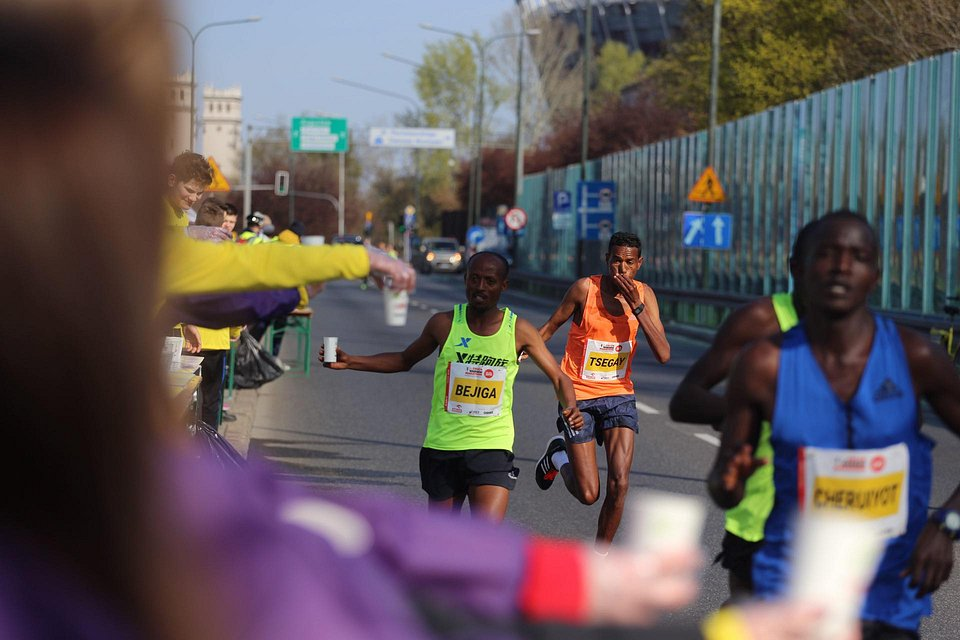 Nie tylko 7.ORLEN Warsaw Marathon. 20 tysięcy uczestników Narodowego Święta Biegania!