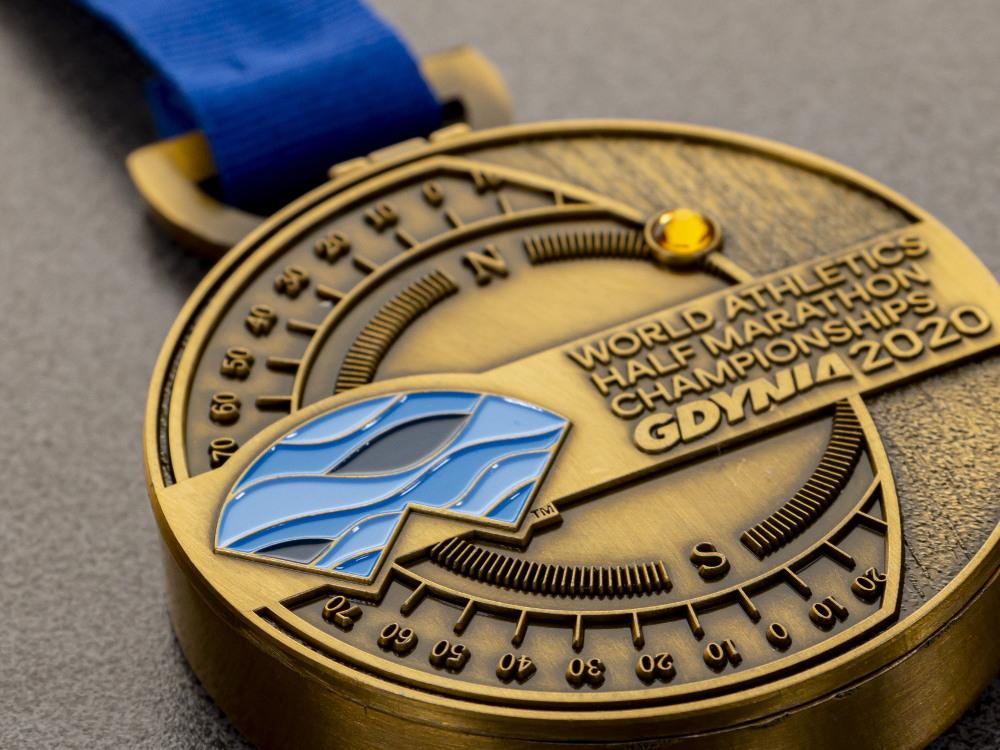 OFICJALNY KOMUNIKAT. Zmiana terminu World Athletics Half Marathon Championships Gdynia 2020!