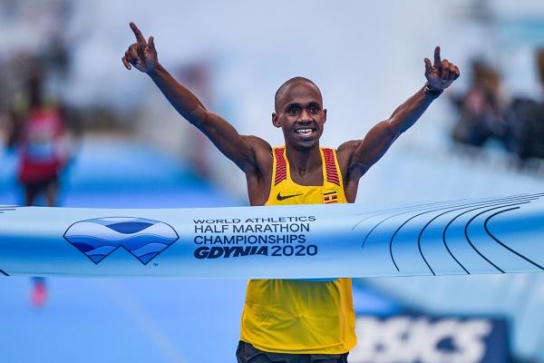 Rekord świata w półmaratonie ustanowił Jacob Kiplimo!