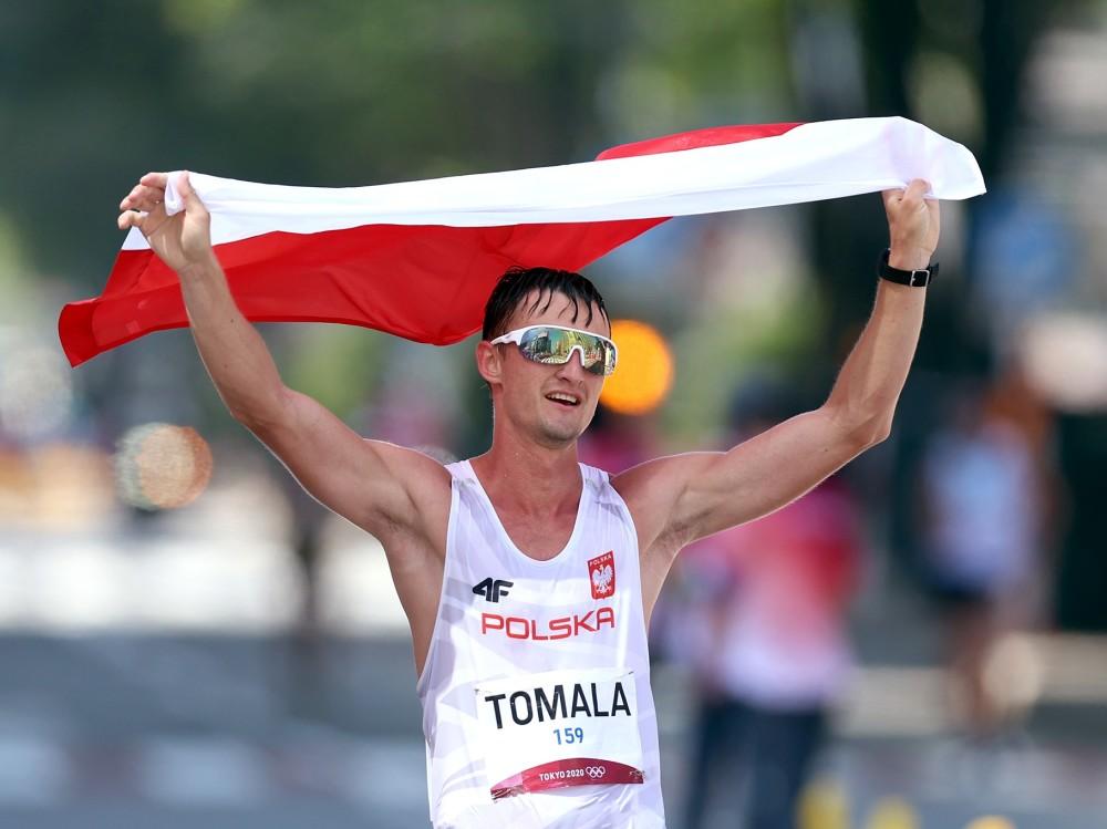 #Tokio2020. Dawid Tomala zdobył złoto w chodzie na 50 km !!!