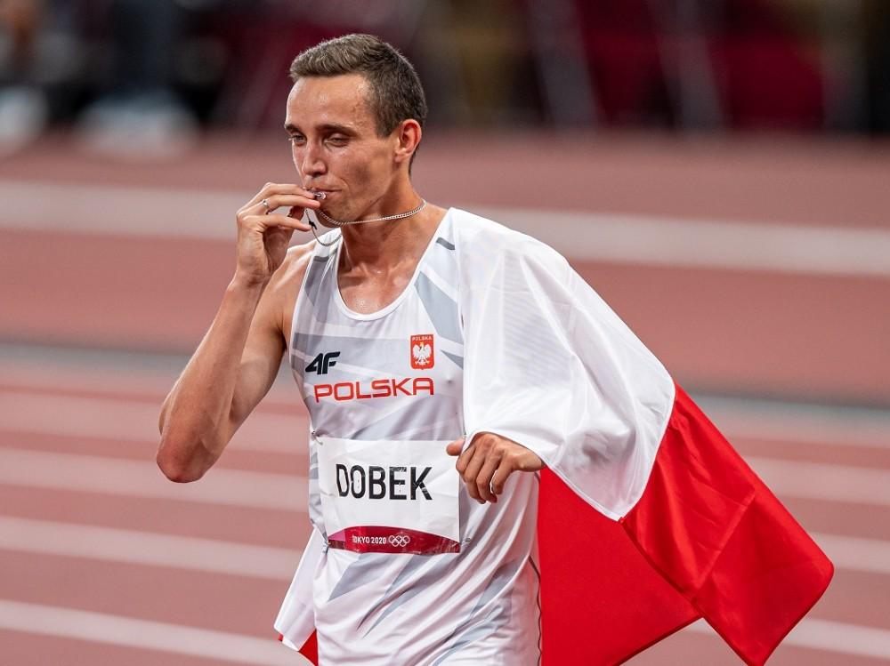 #Tokio2020. Fenomenalny finisz Patryka Dobka! Mamy medal!!!