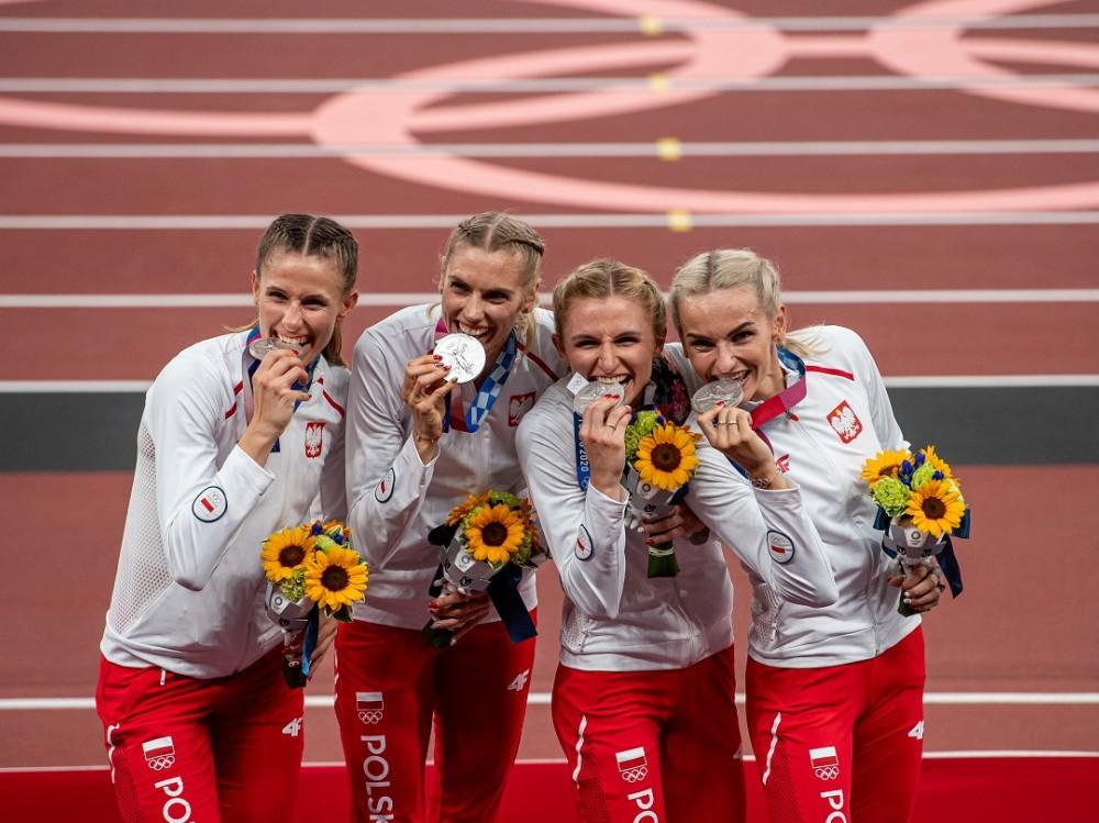 #Tokio2020. Kolejny medal polskich biegaczek! Dobre występy naszych reprezentantów.