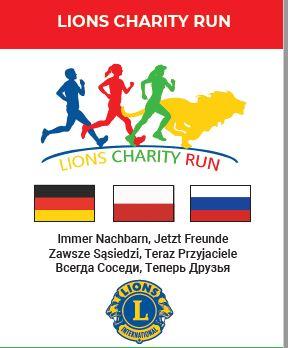 Nasz Patronat. Lions Charity Run. Biegniemy 717 km, aby dzieci mogły chodzić!
