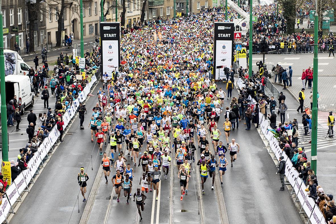 Trasa 13. PKO Półmaratonu Poznań czeka na biegaczy!