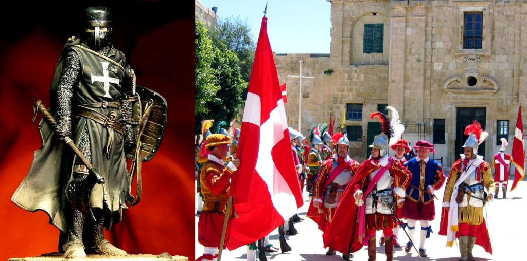 """""""Biegaj i Zwiedzaj"""" prezentuje: Malta. Legenda Maltańskich Rycerzy."""