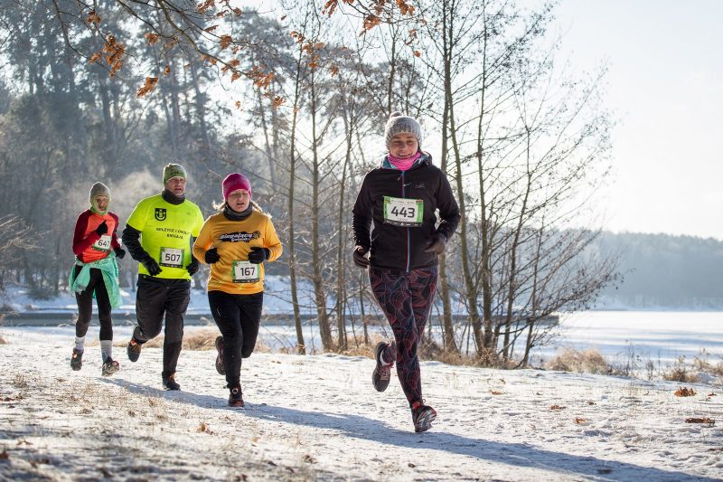 Jesienno – zimowy City Trail