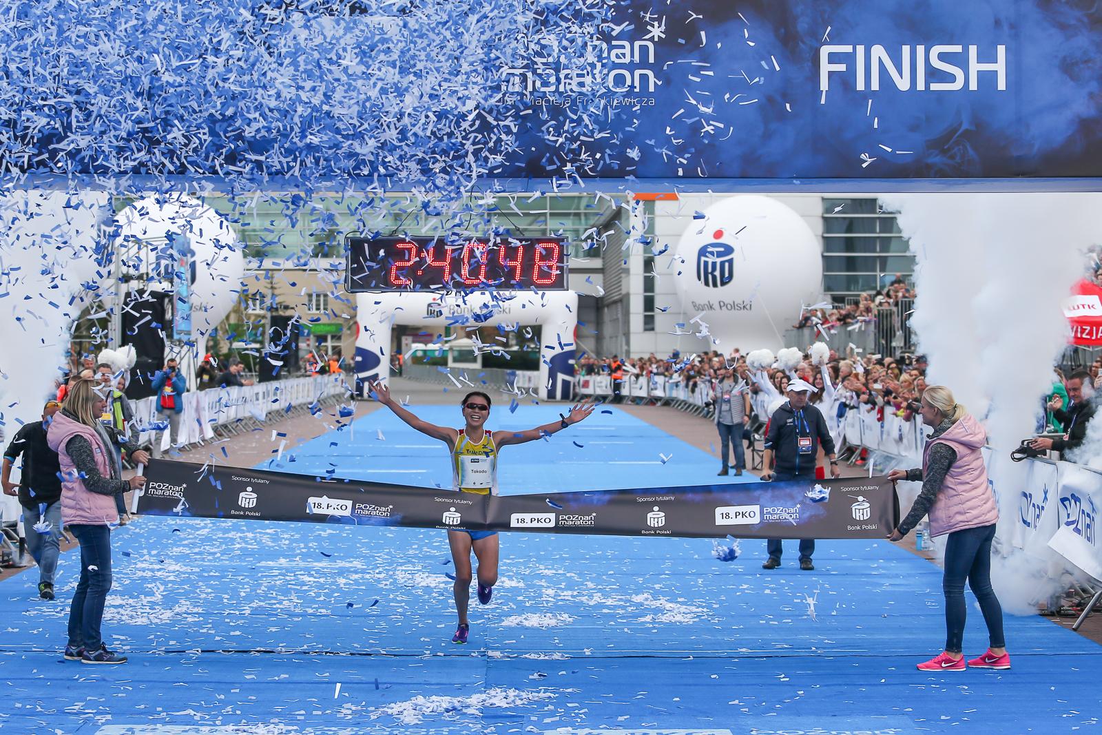 18-stka poznańskiego maratonu
