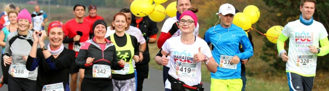 II Półmaraton Wągrowiec – Skoki już w niedzielę!