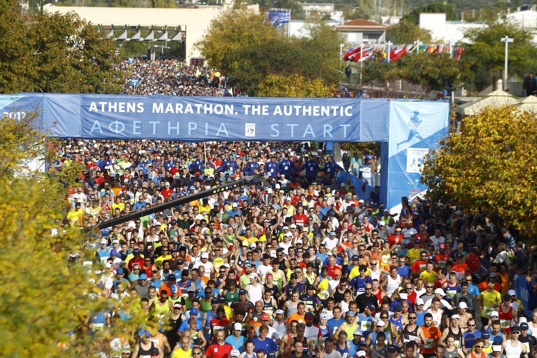 Klasyczny Maraton w Atenach