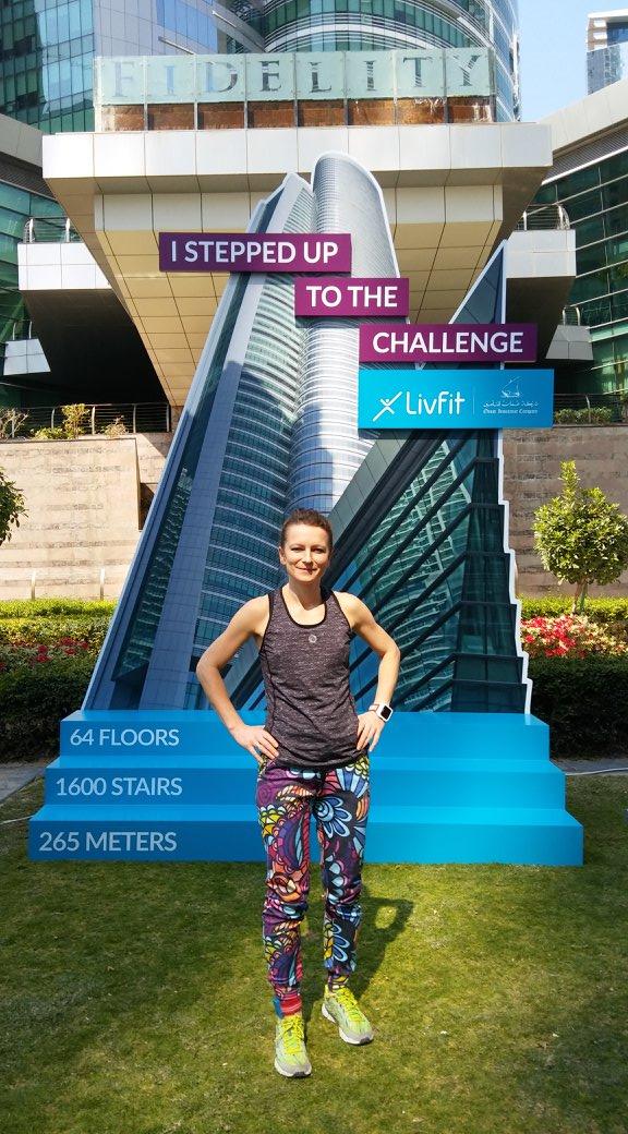 Na schodach Dubaju