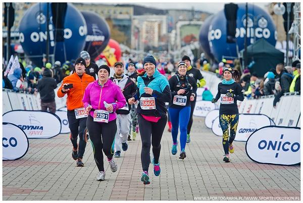 Zapowiedź. Rekordowa frekwencja w ONICO Gdynia Półmaraton