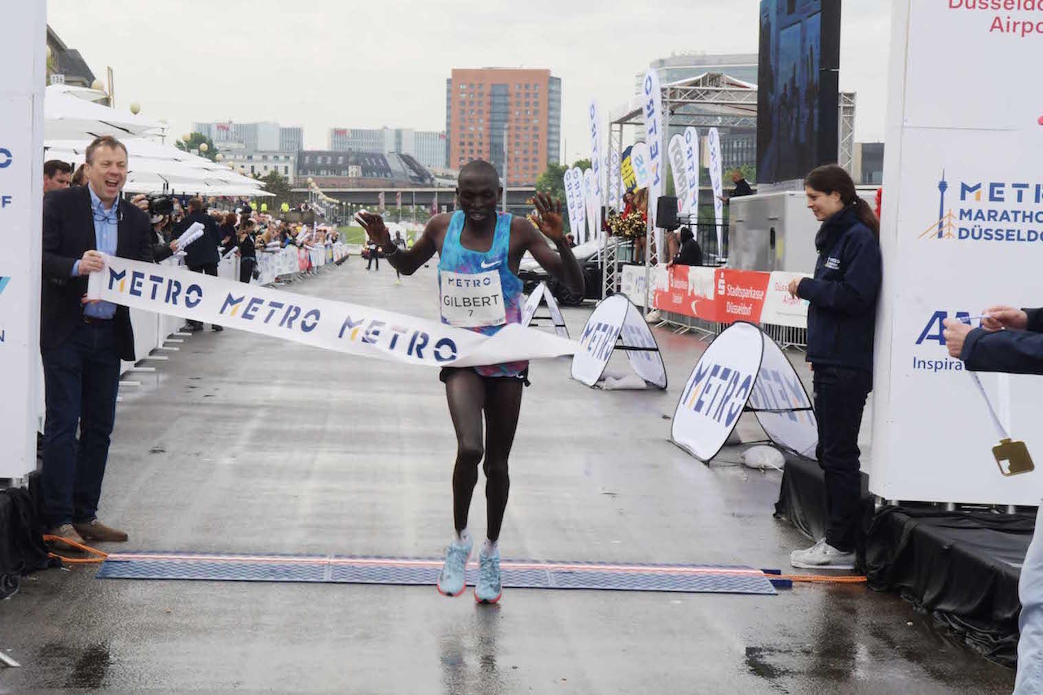 Wiele emocji na trasie METRO Marathon Düsseldorf!