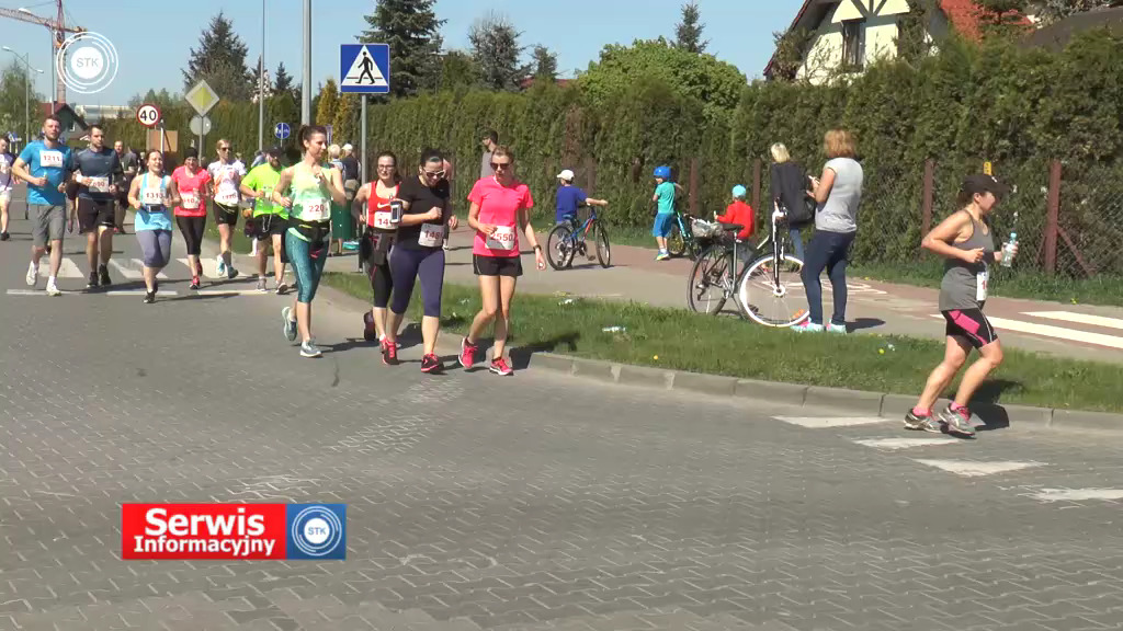 Ukraińcy dominowali na trasie w Swarzędzu