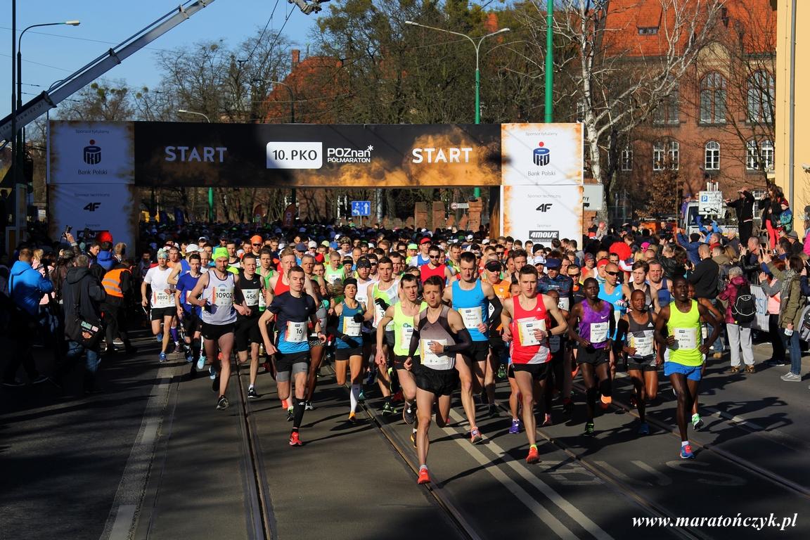 Końcowe odliczanie do 11. PKO Poznań Półmaratonu
