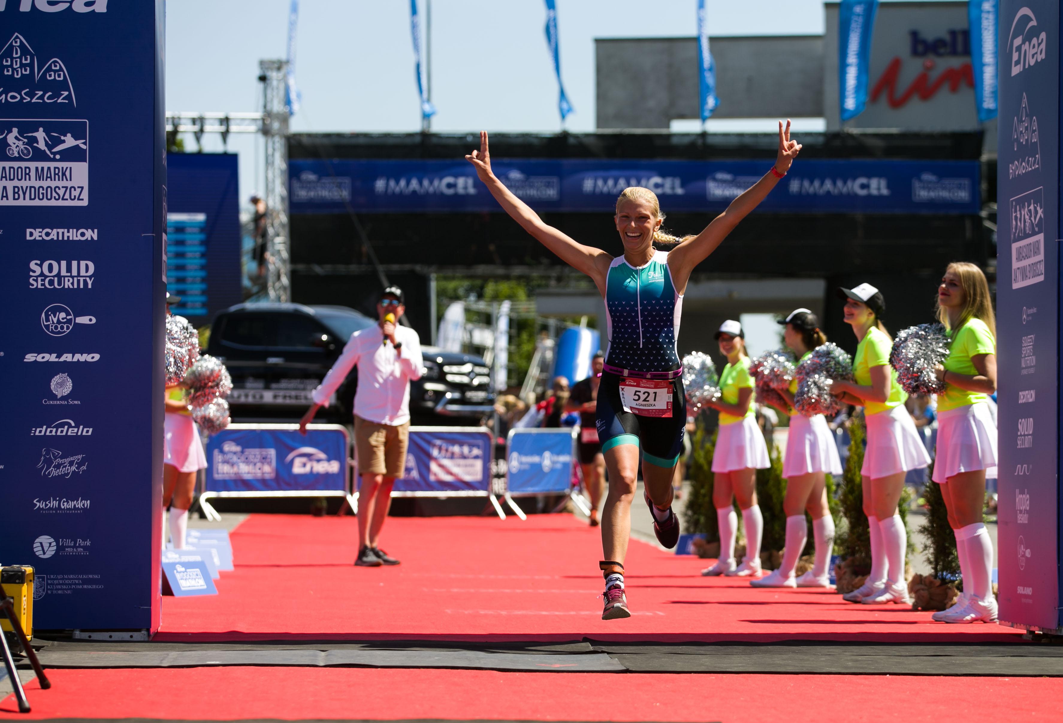 Relacja z Enea Bydgoszcz Triathlon 2018