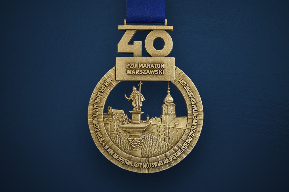 Maraton Warszawski ma już 40 lat!