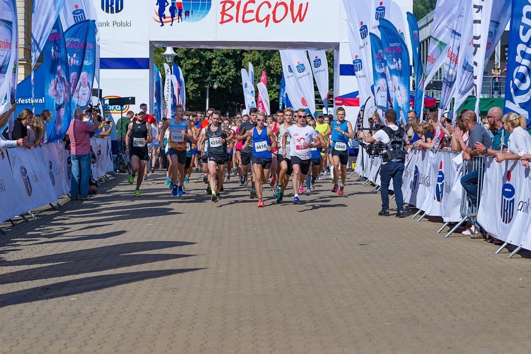 9. Tauron Festiwal Biegowy. Pobity rekord frekwencji – 8600 osób na liniach startowych!