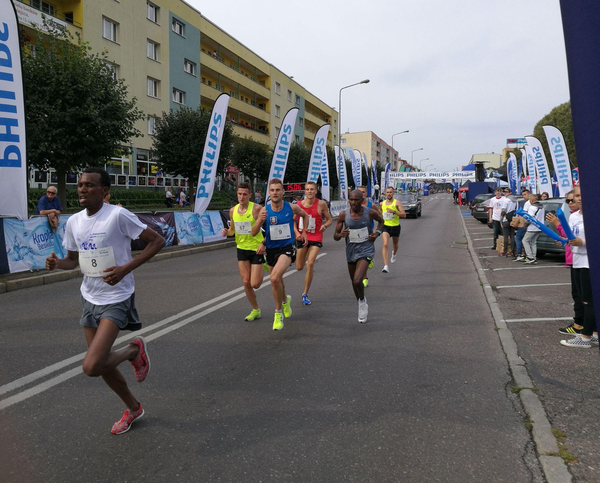 Relacja z 28. Półmaratonu PHILIPS Piła. Rekordowa frekwencja – 3851 osób na mecie!