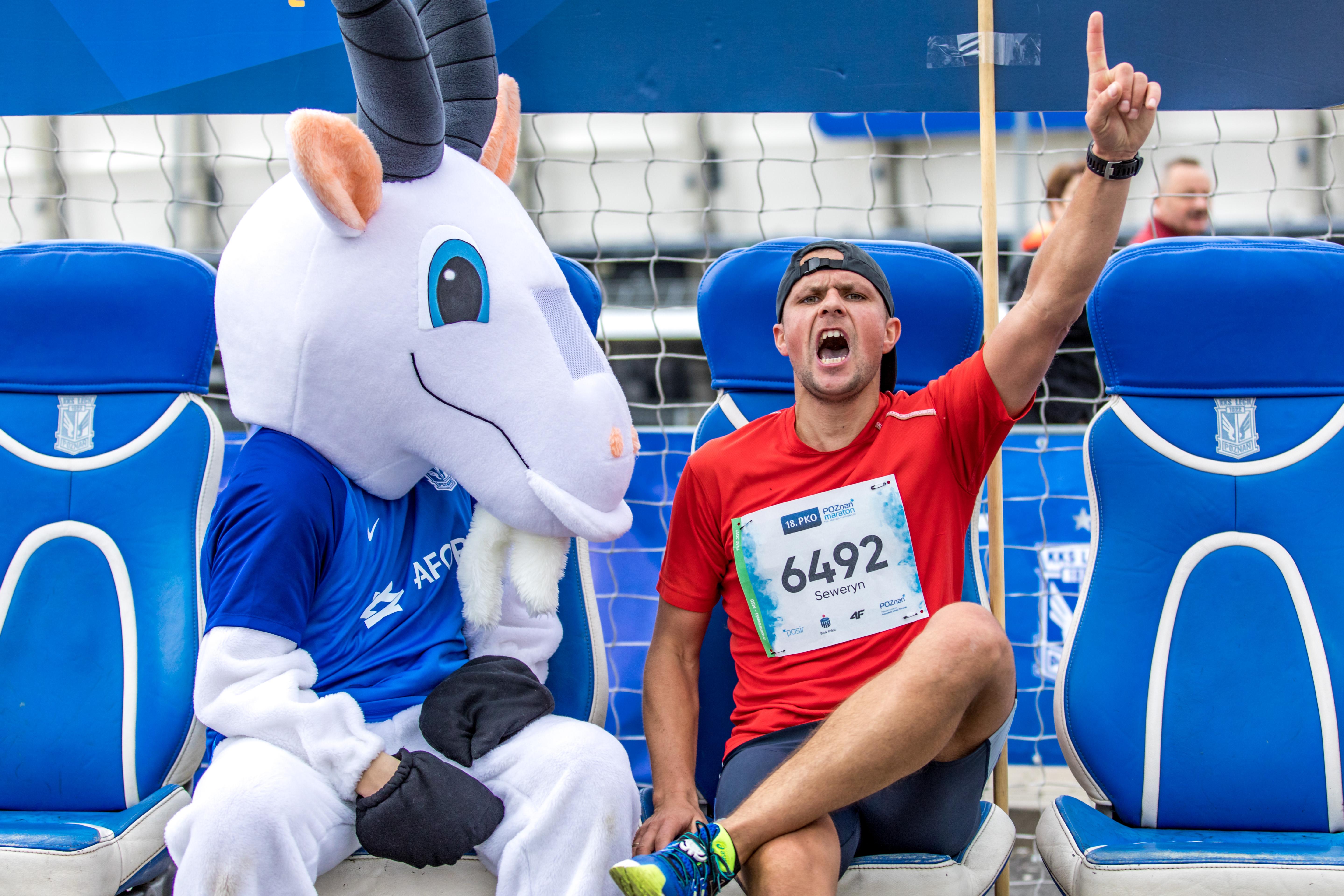 19. PKO Poznań Maraton im. Macieja Frankiewicza już 14 października!