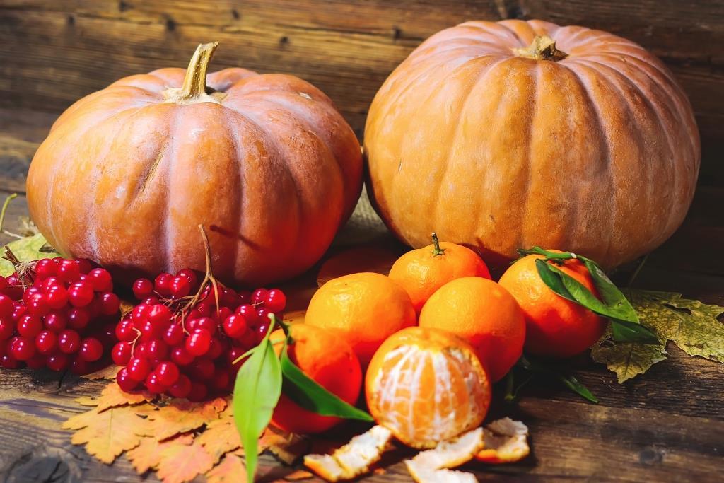 To nie Halloween! Dynia nie jest straszakiem!