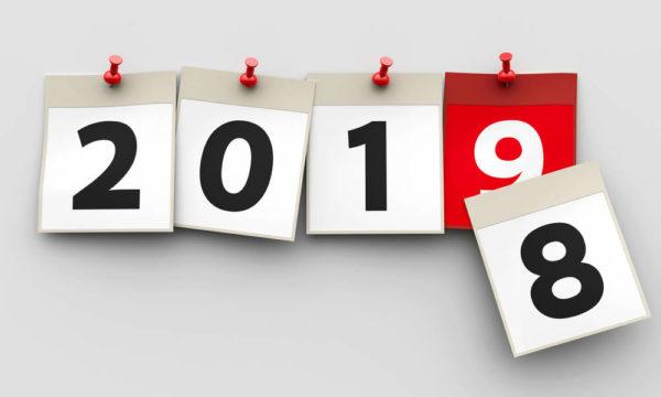 #2019 #Lecimy dalej!
