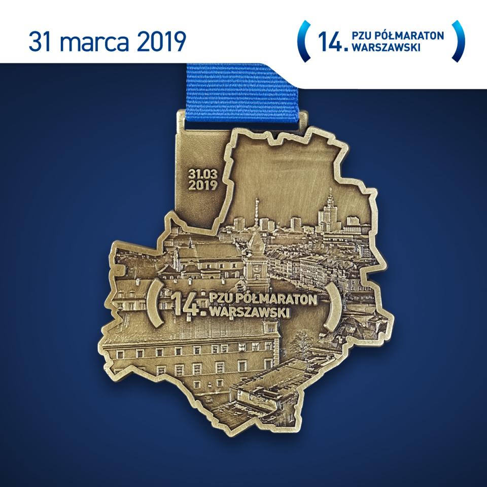 Półmaraton po ulicach Warszawy już w niedzielę!