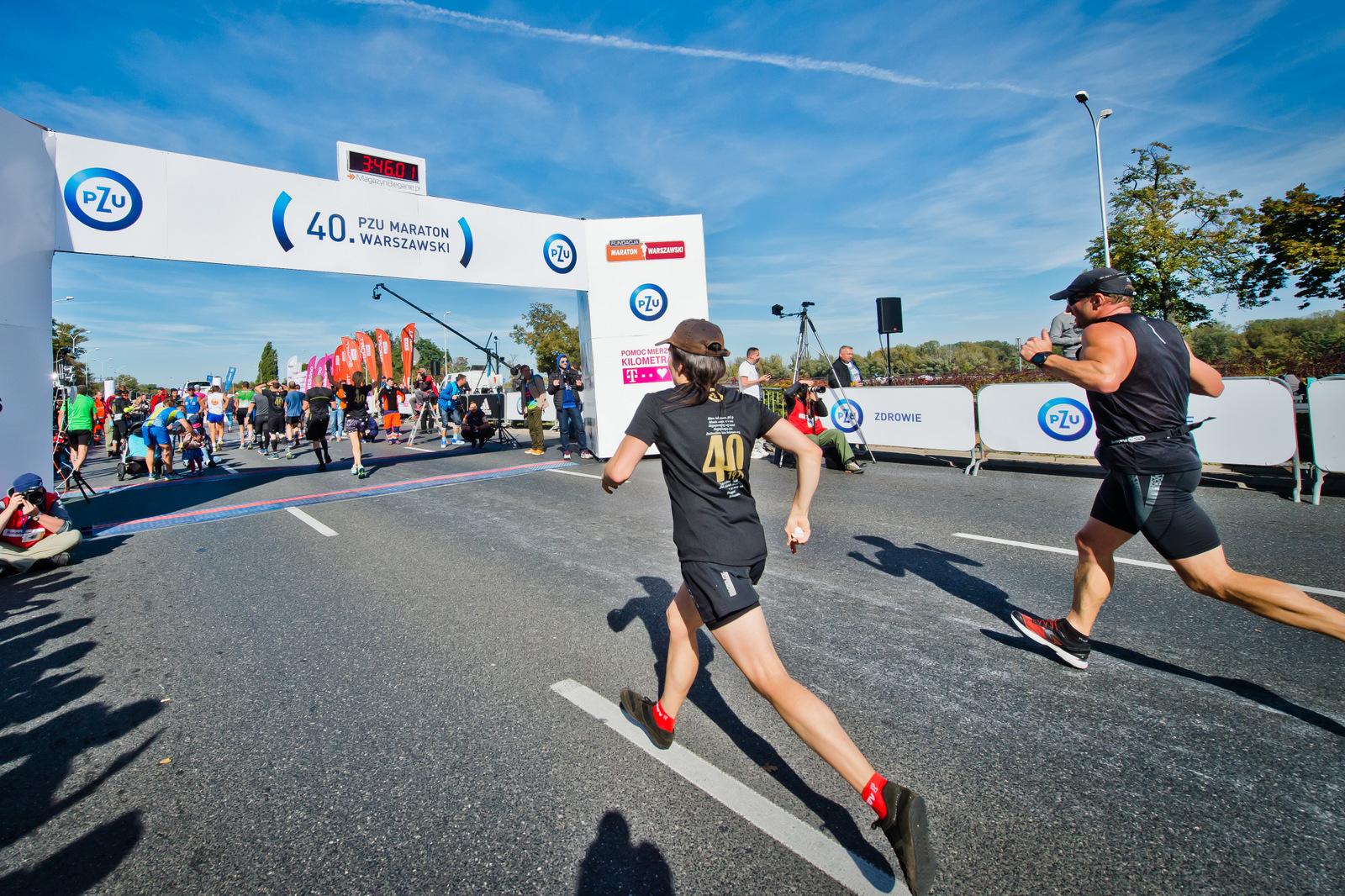Warszawski maraton kwalifikacją do Mistrzostw Świata Abbott World Marathon Majors Wanda Age Group!