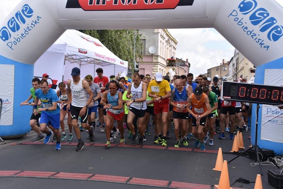 Nasz Patronat. Jubileuszowy 30. Bieg Jagiełły Tip-Topol Półmaraton Pobiedziska z rekordem frekwencji!