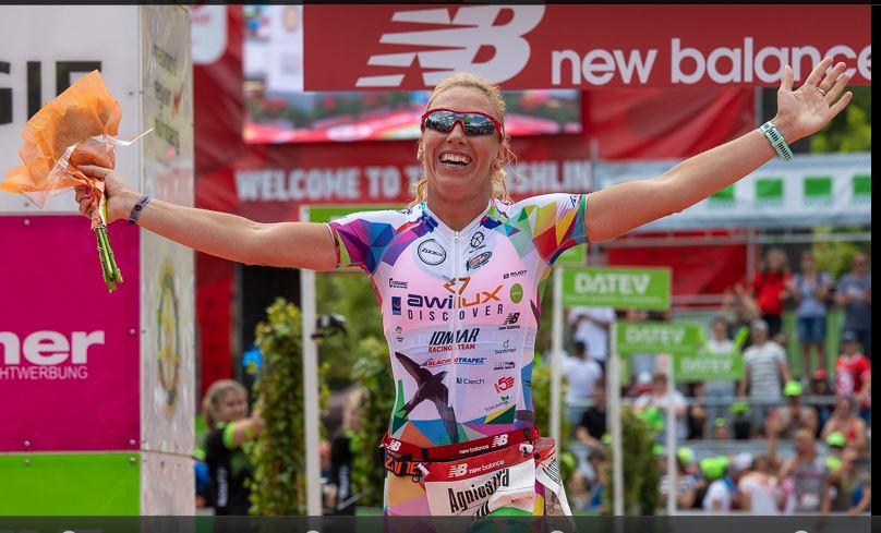 DATEV Challenge Roth. Agnieszka Jerzyk zajęła czwarte miejsce z fenomenalnym czasem 8:48:49, ustanawiając rekord Polski kobiet!