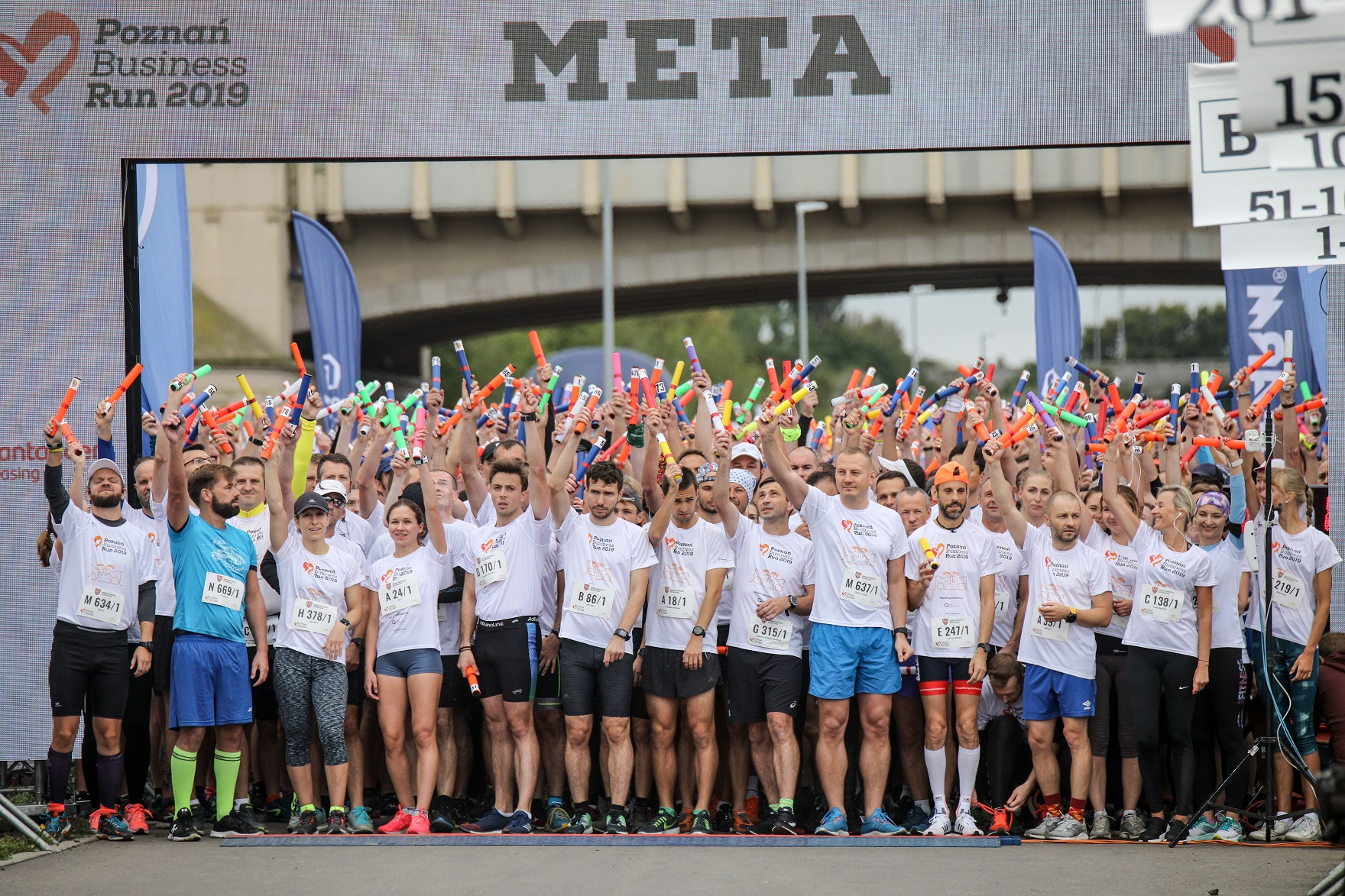 Ponad 27 tys. biegaczy  w Poland Business Run 2019